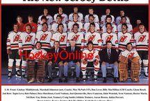 new jersey  devils / hockey