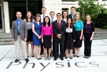For Physics Majors / Internships and opportunities for physics majors. / by Earlham Careers