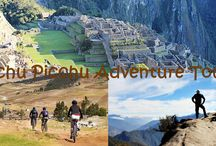 Machu Picchu Adventure Tours / Active trips including hiking, MTB and river rafting.