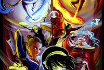 W.i.t.c.h ; Avatar& some magic / Magic