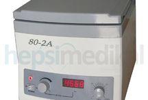 Santrifüj Cihazları / Laboratuar çalışmaları sırasında sıklıkla kullanılan santrifüj cihazları en önemli medikal ürünler arasında yer alır.