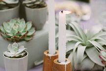 Rose Quartz & Serenity wedding