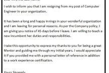Resignation Letter Format With Reason / Whatever may be the reason, the best practice is to mention the reason briefly and assertive way showing gratitude to the colleagues, superiors and the organization as a whole.