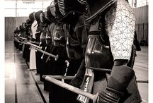 THE NINJA/SAMURAI WAY / The passion for martial arts and the discipline of bushido