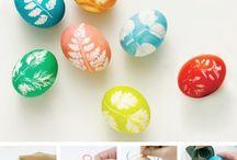 Zdobenie vajíčok