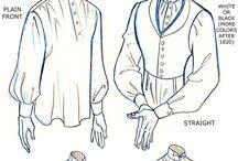 Art STUDY: CLOTHING
