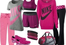 Workout-FashionGEAR / by Raeshawn Gaines Canty