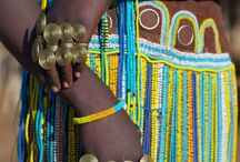 African tribes / Glamorous African women photos