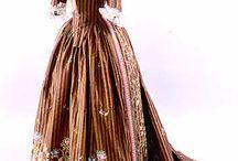 Germany dress 1700-1790