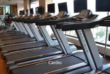 Gyms & Fitness Interior Design / Best Gyms designed by Vivea - Viveck Vermaa Architects