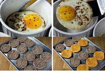 Frozen meals for school