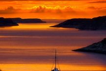 Sunsets & all things Orange / Orange colour