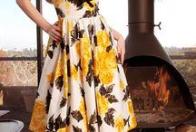 Fashion - Retro, Vintage / by Lisa-Marie