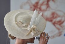 hats and fascinator / by Rachel H