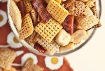 Food: Snacks Savory