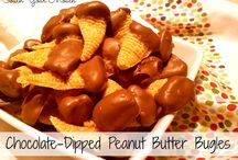 Best Snack Recipes / salty, sweet and all snacks in-between!