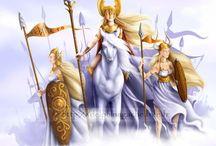 Norse Mythology / Mitologia Nordycka, Germańska,Skandynawska