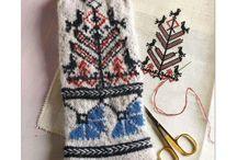 emb. knit ect.