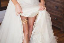 Bryllup tilbehør kjole