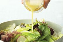 Salads and Dressings!