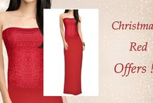 Christmas red offers !!!