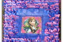 Jera's First Bday Prep Frozen Ideas