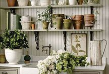 Garden - Potting Sheds