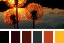 Naturens egne farger
