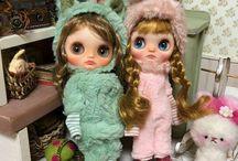Куклы Middie Blythe