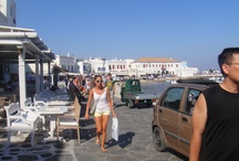 Mykonos / Pictures taken from my last holiday :)