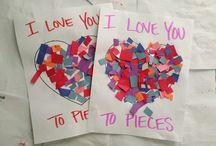 Valentines day craft