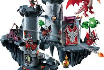 playmobil castles