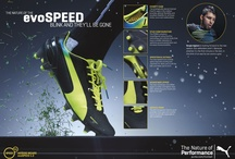 Puma evoSPEED 1.2 Soccer Shoe / The nature of SUPERSONIC. Blink and they'll be gone.  / by soccerloco