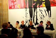 """Festival MIRADAS DE MUJER 2014 / nuestra partcipacion en FMM 2014 /Asturias: -Mesa debate en le Museo Barjola de Gijon"""" La influencia de la mujer en el arte"""" 05.03.2014 y  -Miradas a lo rural_ 26.03.2014 CCAI de Gijon """"Mujeres que cultivan"""" es una aproximación a las propuestas artísticas que el joven historiador y crítico de arte Pablo L. Álvarez se encuentra actualmente estudiando y que pretenden dibujar un nuevo mapa de procesos artísticos incipientes desarrollados por artistas afincadas en Asturias y relativos al mundo rural"""