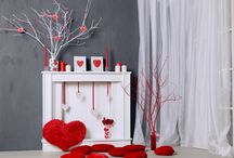 фотозона День св Валентина