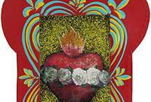 2014 IDEAS. Altar - Dia de los Muertos / Mexican artists that we draw inspiration from for el Dia de los Muertos Festival 2014