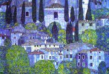 ARTIST: GUSTAV KLIMT 2 / by Sally Geda