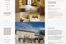 Web layouts - b&b