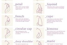 types of sleeve's