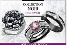 bague / La collection bagues Black de bijoux-fashion.com