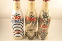 Coca-cola bouteille