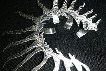 Brinco de Sol Maia / Brinco em prata 975, com 20 gramas. O brinco pega na orelha toda