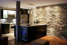 Home: Kitchen Remodel  / Gathering Ideas for the job... / by Kimberly Smith