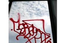Street Art / graffiti, stancil, stiker, drawing…
