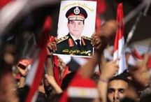 Sisi: Egypt army like a pyramid is broken .... because with the people of Egypt