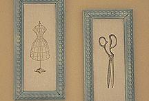 Sewing/Craft Closet Inspiration