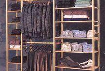 Cloth show room