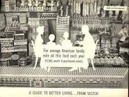 Food: Vintage Weirdness & Antique Eating