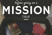 mission trip inspirations