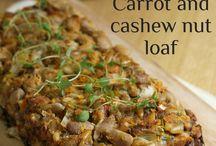 Vegetarian loafs